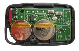 Remote FADINI SITI 63-2 with 2 buttons