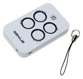 Remote GENIUS KILO TX4 JLC with 4 buttons