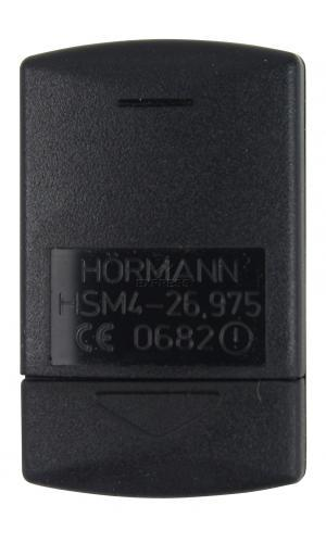 Remote HÖRMANN HSM4 26.975 MHZ with 4 buttons