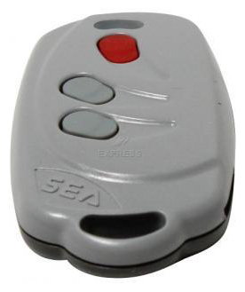 Remote SEA SMART DUAL ECOPY 433 TX3 with 3 buttons