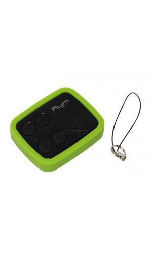 Remote SICE WHY EVO BLACK GREEN with 4 buttons