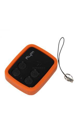 Remote SICE WHY EVO BLACK ORANGE with 0 buttons