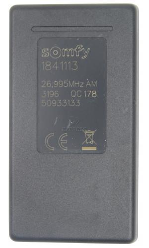 Remote SOMFY 26.995 4K with 4 buttons