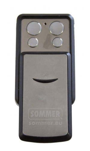 Remote SOMMER 4031 with 4 buttons