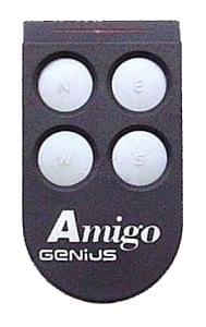 Mando GENIUS JA334 GREY