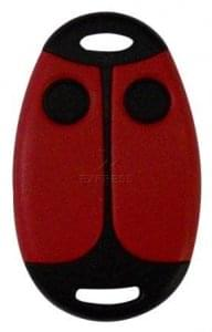Mando SEA COCCINELLA COPY RED TX2