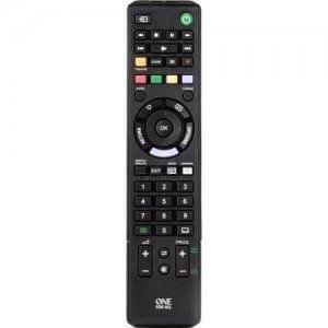 Mando ONE FOR ALL de remplacement pour tous les TV Sony