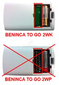 Mando BENINCA TO GO 2WK