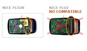 Mando NICE FLO2R (ROLLING CODE)