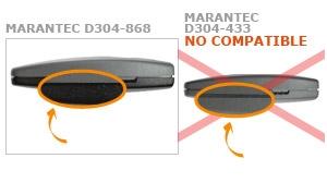 MARANTEC D304-868