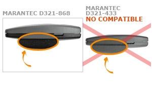 MARANTEC D321-868