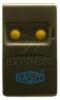 Mando para automatismo  CASIT ERTS92 TX2