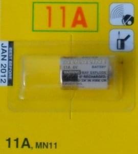 Pile 6V(11A)