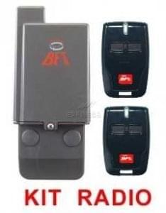 Telecommande BFT KIT CLONIX2E - 2 B RCB02
