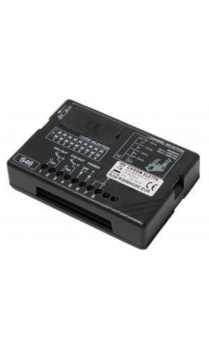 Telecommande CARDIN S46 RXM 2CH 27.195MHZ