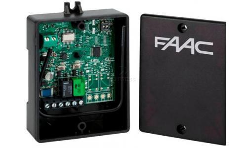 Telecommande FAAC XR2 433