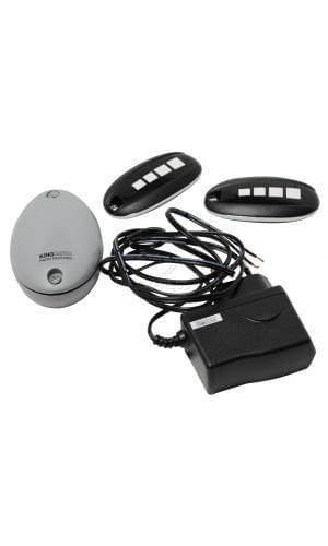 Telecommande KING-GATES KIT 220V - 2 MYO 4C