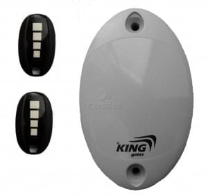 Telecommande KING-GATES KIT FRED MYO2 - 2 MYO 4C