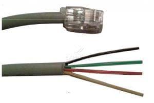 Telecommande NORMSTAHL FICHE RJ09 avec CABLE