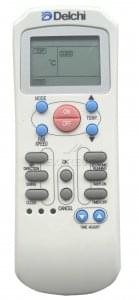 Telecommande DELCHI R14-E
