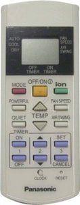 Télécommande PANASONIC CWA75C2600