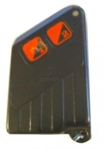Telecommande ALPHA TX2 RED