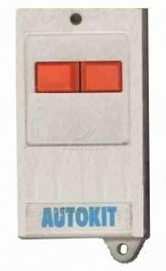 Telecommande AUTOKIT 433 TX2