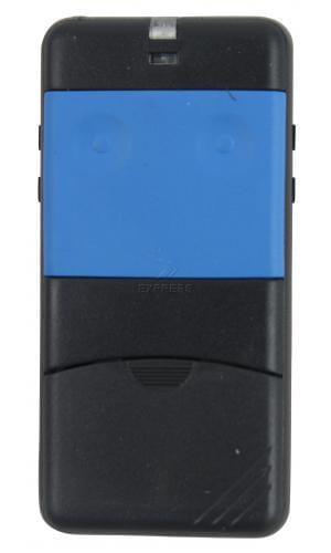 Telecommande CARDIN S435-TX2 BLUE