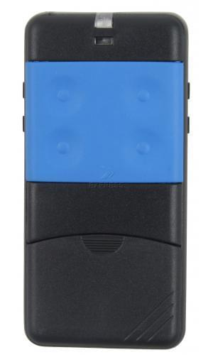 Telecommande CARDIN S435-TX4 BLUE