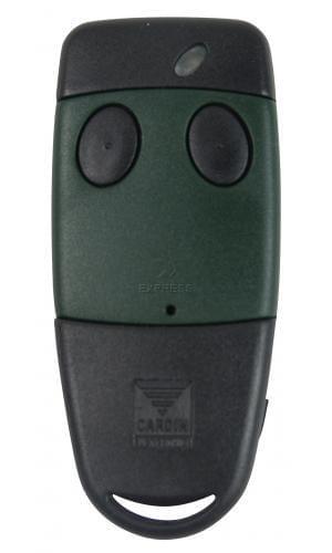 Telecommande CARDIN S449-QZ2 GREEN