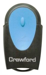 Telecommande CRAWFORD TX-433