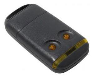 Telecommande DAMIK D43T2S