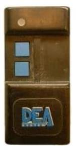 Telecommande DEA 306MHZ TX2