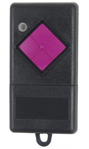 Telecommande DICKERT MAHS433-01