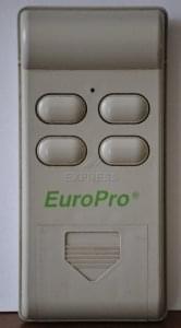Telecommande EUROPRO 40MHZ TX4