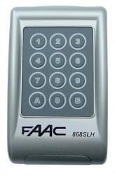 Telecommande FAAC KP 868 SLH