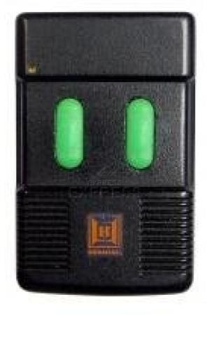 Télécommande  HORMANN DHM02 27.015 MHZ