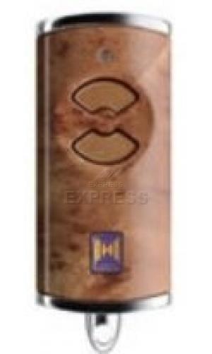 Telecommande HORMANN HSE2-868 BS WOOD1