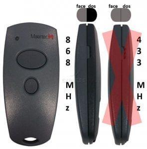 Telecommande MARANTEC D302-868