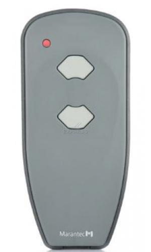 Telecommande MARANTEC D382-433