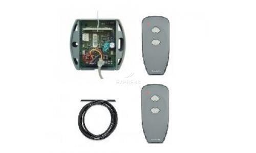Telecommande MARANTEC KIT D343-868 - 2 D382-868