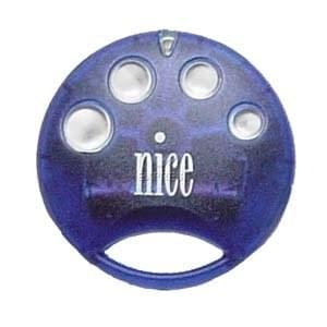 Télécommande  NICE SMILO SM4 BLUE