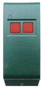 Télécommande  PRASTEL MPSTF2RE red