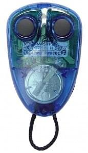 Telecommande PRASTEL MPSTP2E blue