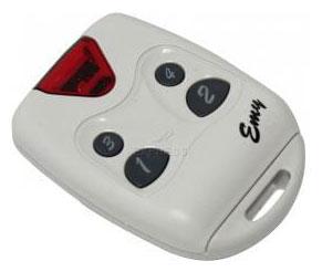 Telecommande PROGET EMY433 4N