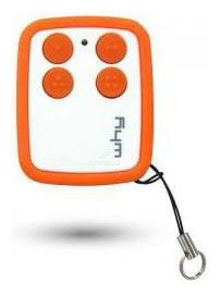 Telecommande SICE WHY EVO WHITE ORANGE