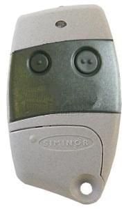 Telecommande SIMINOR S433-2t