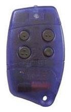 Télécommande  SOMFY 433 FUN BLUE