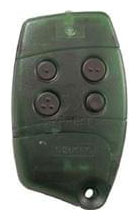 Telecommande SOMFY 433 FUN GREEN