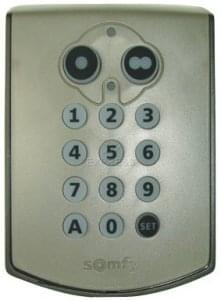 Telecommande SOMFY KEYPAD RTS 1841030